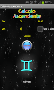 Calcolo Ascendente - screenshot