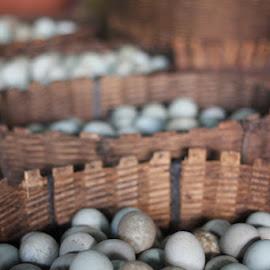 Duck egg for gudeg by Kitkat Katrina - Food & Drink Ingredients