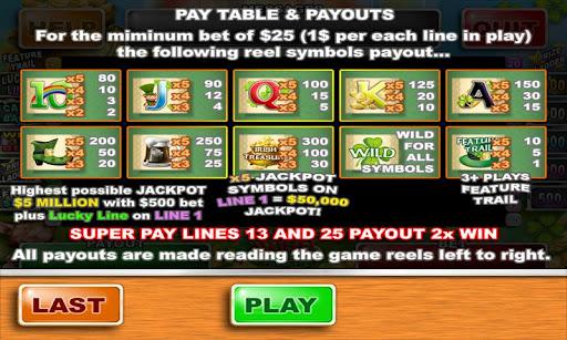 Irish Treasure Slots - screenshot