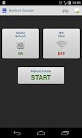 Screenshot of Network Speed Booster