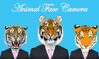 Screenshot of Animal Face Camera