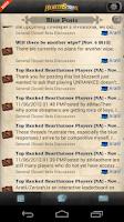 Screenshot of Spellbook: Hearthstone