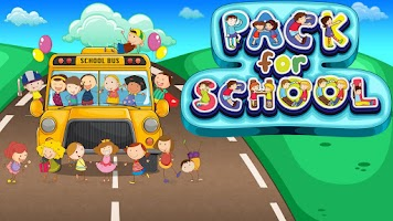 Screenshot of Pack For School