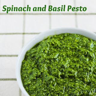 Spinach Basil Pesto Recipes