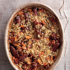 Chorizo and Gigante Bean Cassoulet