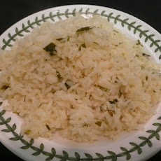 Butter Herb Rice