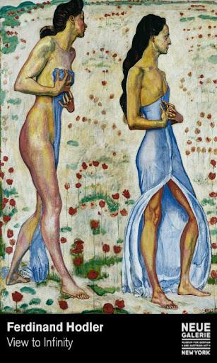Ferdinand Hodler-Neue Galerie