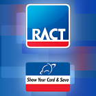 RACT Show Your Card & Save icon