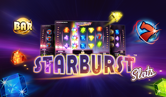 Screenshot of Starburst Slot Machines Pokies