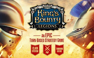 Screenshot of King's Bounty: Legions