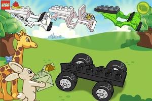 Screenshot of LEGO® DUPLO® ZOO