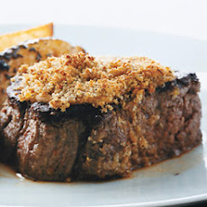 Filets Mignons with Orange Fennel Crust