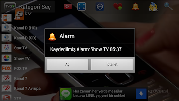Screenshot of Tvgo Plus Live Tv