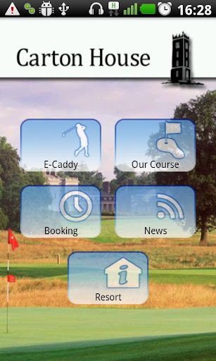 The Carton House Android App