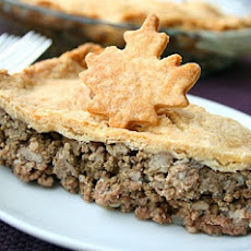 French Canadian Tourtiere (Two Ways – High Carb and Low Carb)