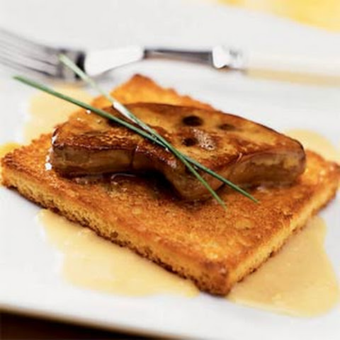 Pan-Seared Foie Gras With Fig Mostarda And Fresh Figs Recipe ...