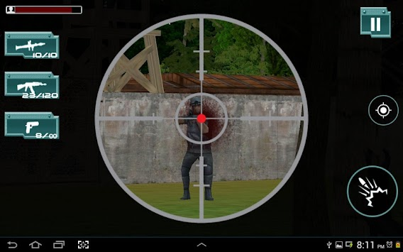 COMMANDO COUNTER STRIKE:ATTACK APK screenshot thumbnail 6