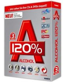 baixar  Alcohol 120%