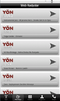 Screenshot of Yon Radyo