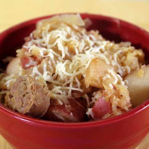 Lowfat Turkey Sausage Stew