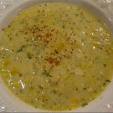 Spicy Corn Chowder