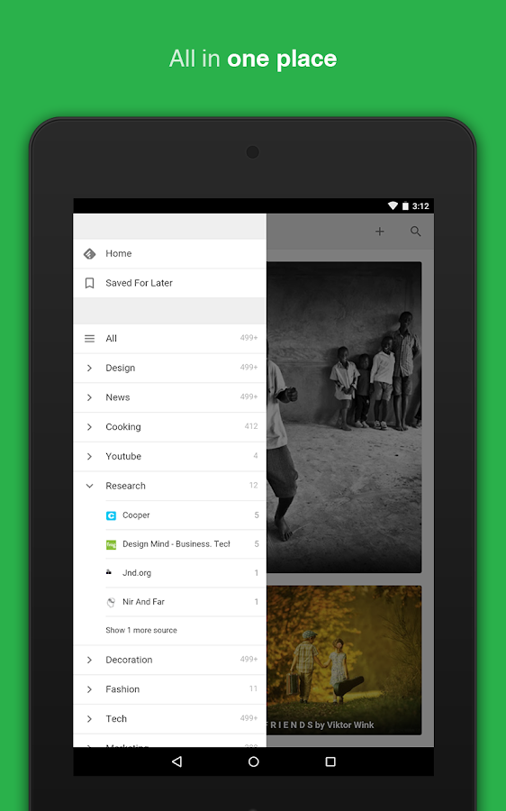 Feedly - Get Smarter Screenshot 6