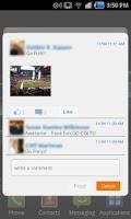 Screenshot of Widget for Facebook