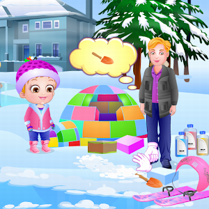 Cheats Baby Hazel Winter Fun
