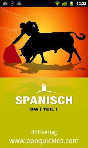 SPANISCH GW Teil 1