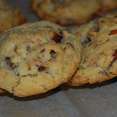 My Favorite Almond Joy Cookies - Lighter