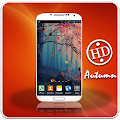 Autumn Leaves HD LiveWallpaper APK for Bluestacks