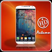 Autumn Leaves HD LiveWallpaper