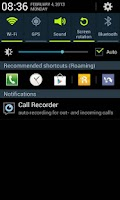 Screenshot of Call Recorder + Dictaphone