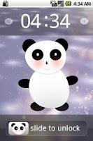 Screenshot of Dance Panda Lock Lite