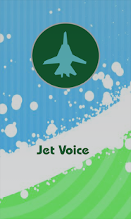 JetVoice - screenshot