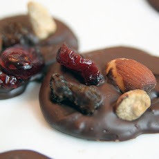 So Easy Chocolate Nut Candy Cups