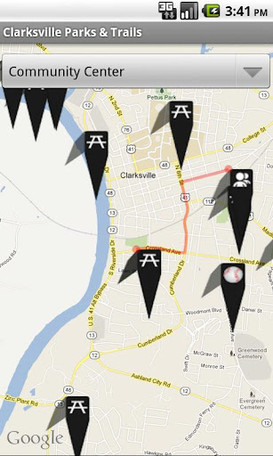 Clarksville Parks and Trails