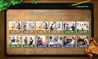 Screenshot of 랭귀지큐브S1(1개월 영어말하기Cube 400~950)