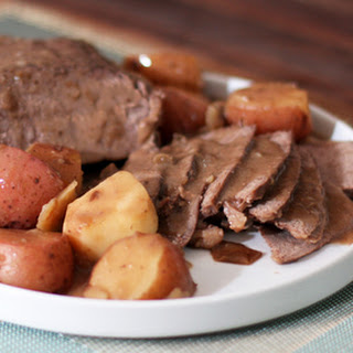Top Round Pot Roast Crock Pot Recipes