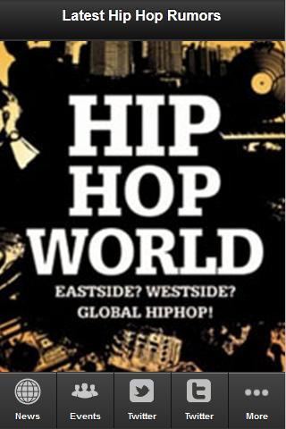【免費娛樂App】Latest Hip Hop Rumors-APP點子