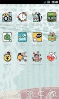 Screenshot of SWEET Icon Change *happybox*