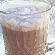 Single Serve Hot Chocolate, Fast!