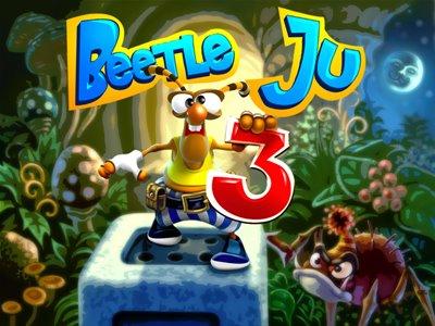 Beetle Junior 3 甲虫历险记3