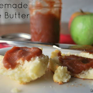 Homemade Slowcooker Apple Butter