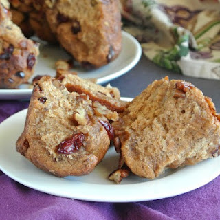 Healthy Date Monkey Bread