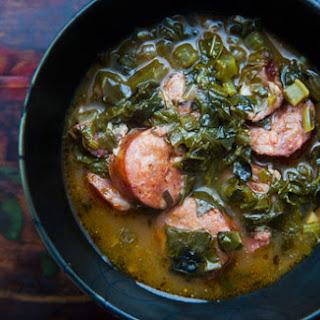 Green Gumbo Recipes