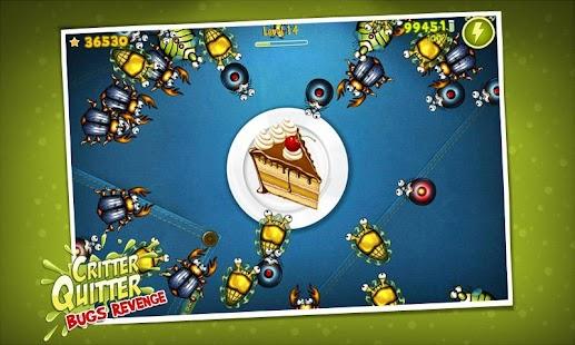 Critter Quitter: Bugs Revenge- screenshot thumbnail