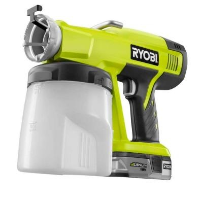 ryobi paint sprayer do not buy all things thrifty rh allthingsthrifty com Hand Held Paint Sprayer Graco Magnum Airless Paint Sprayer