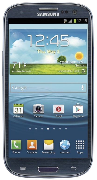 Samsung Galaxy S III for T-Mobile receives Android 4.1.2 software update