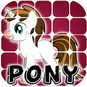 Slide Puzzle Pony